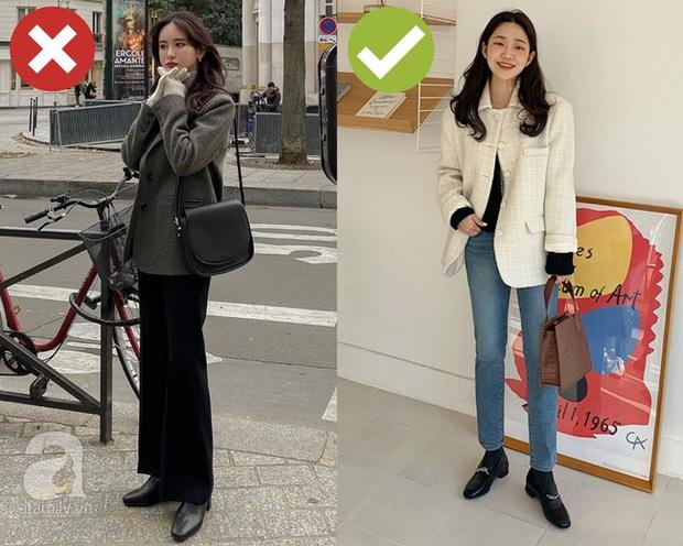 4 sai lầm khi diện đồ khiến style của chị em đến Tết cũng không khá lên được - Ảnh 1.