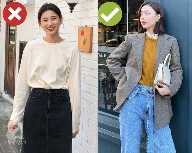 4 sai lầm khi diện đồ khiến style của chị em đến Tết cũng không khá lên được - Ảnh 2.