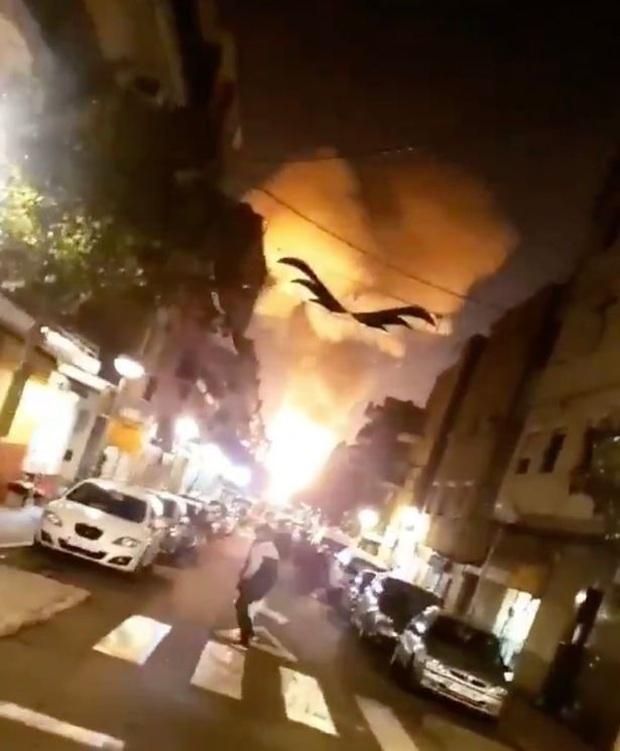 Nổ nhà máy hóa chất ở Tây Ban Nha, ít nhất 1 người thiệt mạng - Ảnh 1.