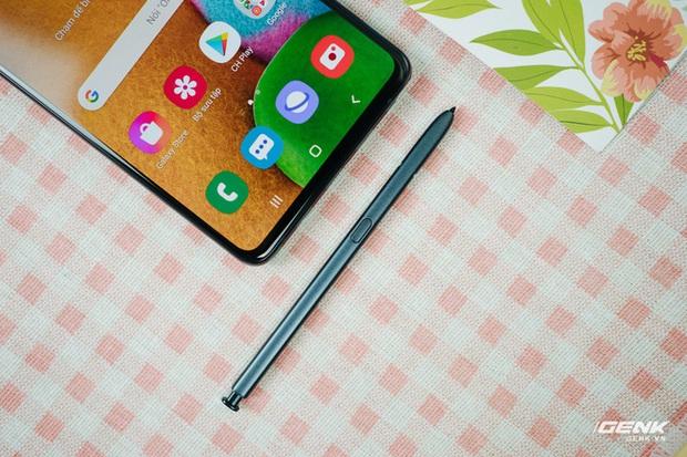 Đây là Samsung Galaxy Note10 Lite vừa trình làng: Vỏ nhựa, chip như Note9, pin hơn Note10, giá chính hãng 13.9 triệu - Ảnh 11.