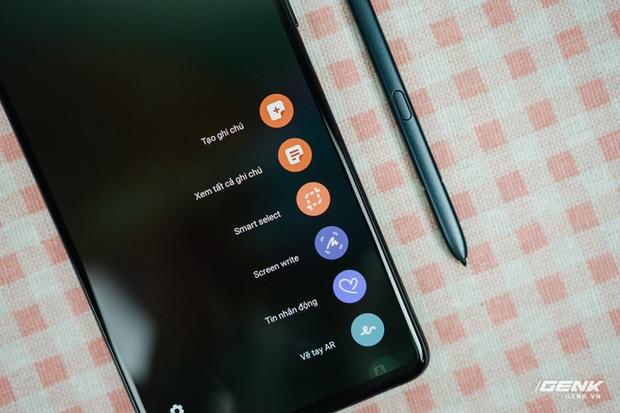 Đây là Samsung Galaxy Note10 Lite vừa trình làng: Vỏ nhựa, chip như Note9, pin hơn Note10, giá chính hãng 13.9 triệu - Ảnh 12.