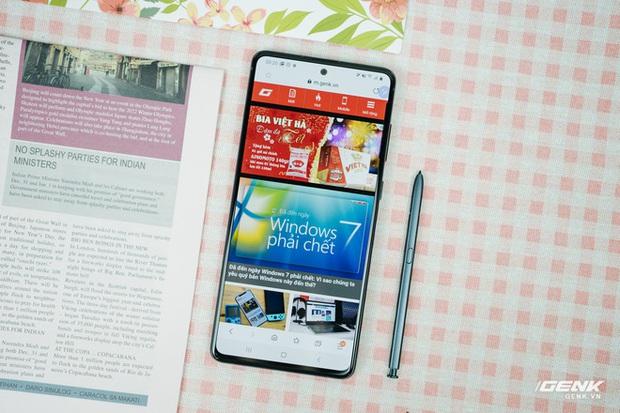 Đây là Samsung Galaxy Note10 Lite vừa trình làng: Vỏ nhựa, chip như Note9, pin hơn Note10, giá chính hãng 13.9 triệu - Ảnh 15.