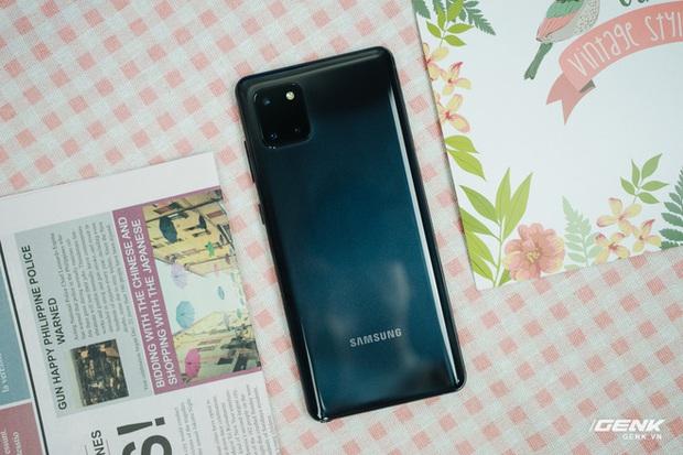 Đây là Samsung Galaxy Note10 Lite vừa trình làng: Vỏ nhựa, chip như Note9, pin hơn Note10, giá chính hãng 13.9 triệu - Ảnh 6.