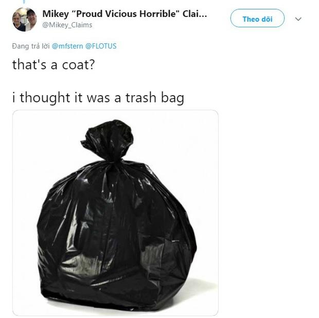 Đắng lòng cho phu nhân Melania Trump: Diện áo hiệu 50 triệu mà bị ví như khoác túi đựng rác - Ảnh 6.