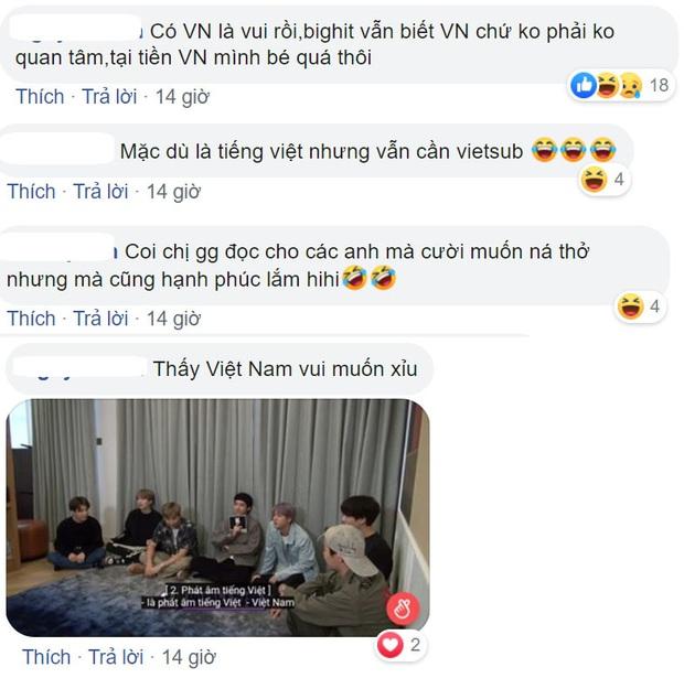 Fan sướng rơn vì tiếng Việt phiên bản... chị Google xuất hiện trong show của BTS - Ảnh 7.