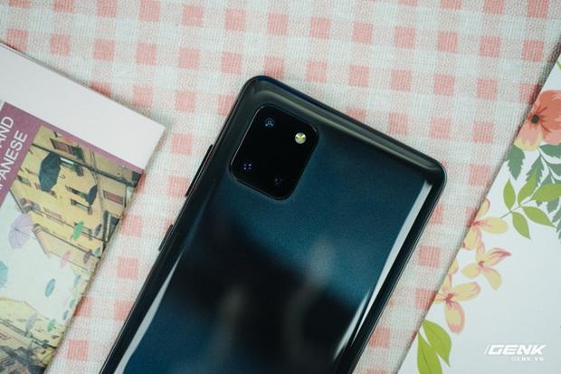 Đây là Samsung Galaxy Note10 Lite vừa trình làng: Vỏ nhựa, chip như Note9, pin hơn Note10, giá chính hãng 13.9 triệu - Ảnh 7.