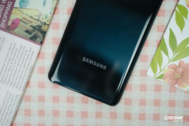 Đây là Samsung Galaxy Note10 Lite vừa trình làng: Vỏ nhựa, chip như Note9, pin hơn Note10, giá chính hãng 13.9 triệu - Ảnh 8.