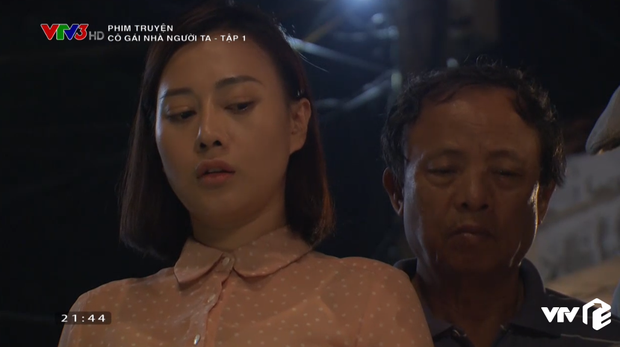 Đổ máu vì cứu Đình Tú, Phương Oanh vẫn bị mang tiếng gái hư trong Cô Gái Nhà Người Ta tập 1 - Ảnh 2.