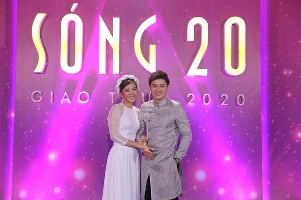 Sóng 20: Gặp gỡ cặp đôi vừa cưới nhau của Người ấy là ai, Huy Trần tái ngộ Hương Giang sau khi chia tay bạn gái - Ảnh 4.