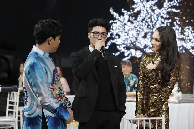Sóng 20: Gặp gỡ cặp đôi vừa cưới nhau của Người ấy là ai, Huy Trần tái ngộ Hương Giang sau khi chia tay bạn gái - Ảnh 6.