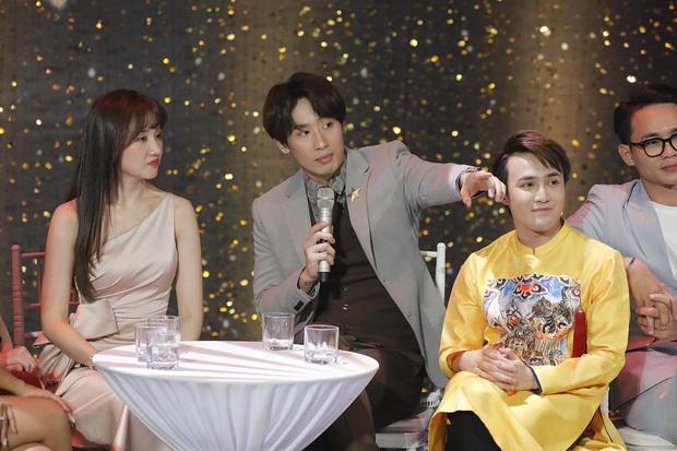 Sóng 20: Gặp gỡ cặp đôi vừa cưới nhau của Người ấy là ai, Huy Trần tái ngộ Hương Giang sau khi chia tay bạn gái - Ảnh 9.