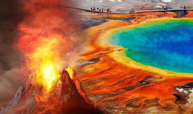Chuyện gì sẽ xảy ra khi siêu núi lửa lớn nhất châu Mỹ bùng nổ ngay lúc này? Câu trả lời gói gọn trong 4 từ: thảm họa toàn cầu - Ảnh 1.
