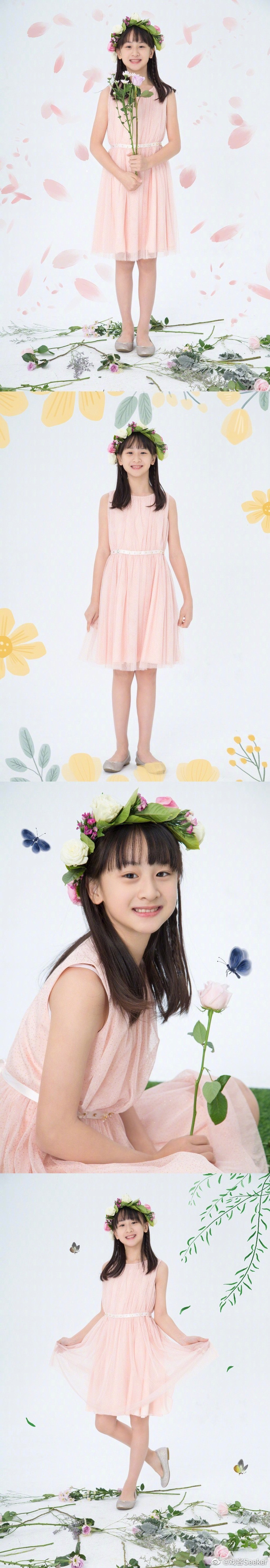 Top 1 trending Weibo: Sao nhí Bố ơi bản Trung gây sốt với chiều cao 1m70 không ai ngờ dù chỉ mới 11 tuổi - Ảnh 10.