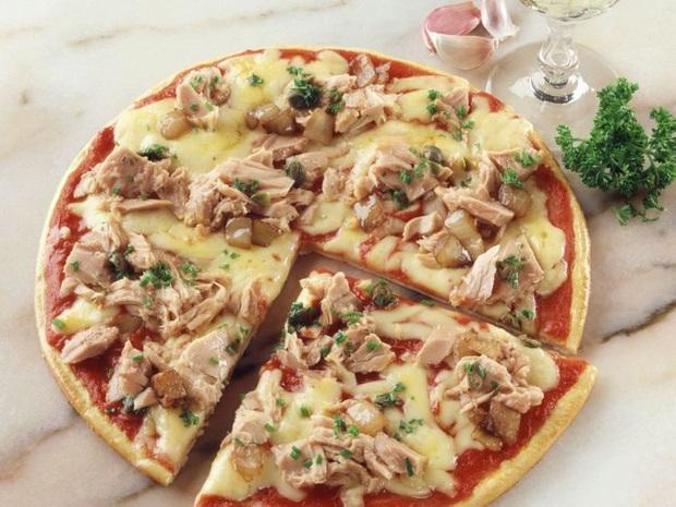 Những chiếc pizza kỳ quặc nhất hành tinh ai nhìn vào cũng muốn té ngửa, Việt Nam có hàng loạt cái tên góp mặt (Phần 1) - Ảnh 23.