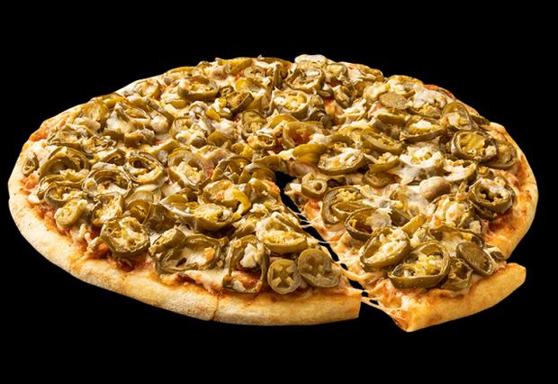 Những chiếc pizza kỳ quặc nhất hành tinh ai nhìn vào cũng muốn té ngửa, Việt Nam có hàng loạt cái tên góp mặt (Phần 1) - Ảnh 9.