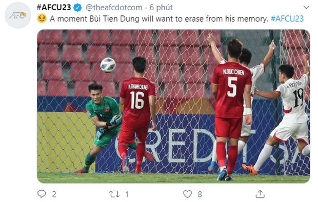 AFC nói về tình huống Bùi Tiến Dũng sai lầm: Đây là một ký ức mà anh ấy muốn xóa bỏ mãi mãi - Ảnh 1.