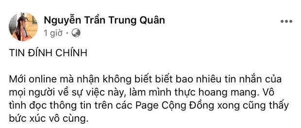 """Nguyễn Trần Trung Quân bức xúc, khủng hoảng khi bị tấn công bởi hơn 600 inbox sau phát ngôn """"đụng chạm"""" nghệ sĩ Kpop! - Ảnh 1."""