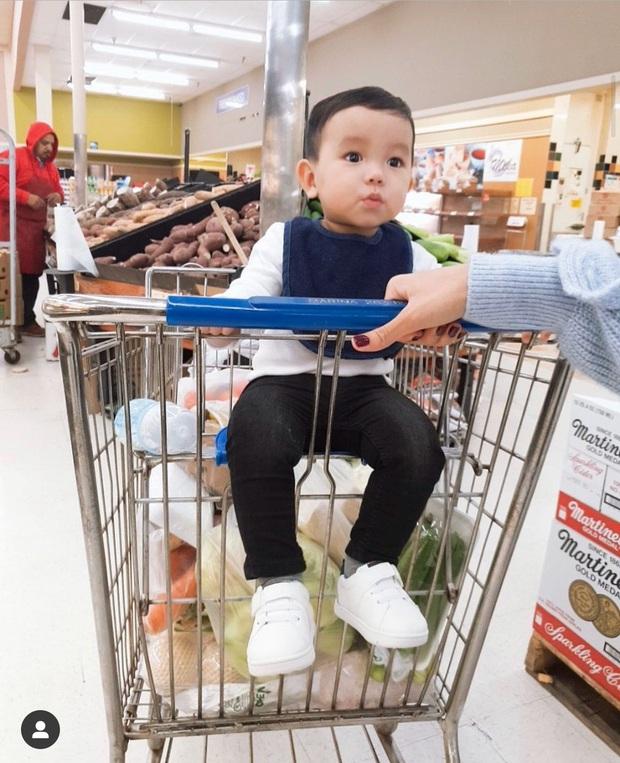 Con trai Phạm Hương ngày càng phổng phao, tận hưởng cuộc sống sinh ra đã ngậm thìa vàng tại Mỹ - Ảnh 4.