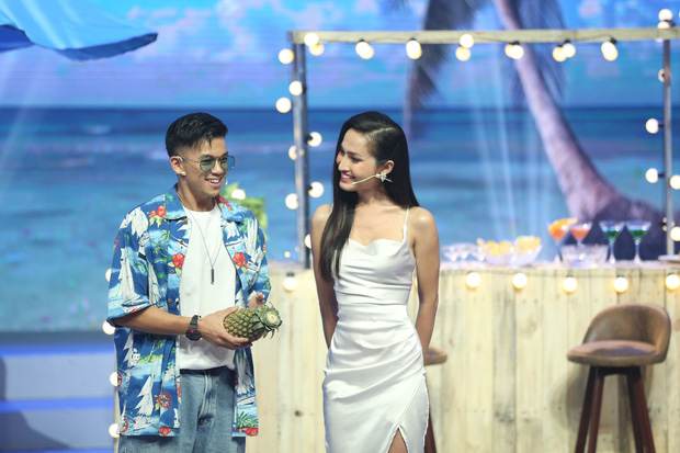 Choáng: Trọng Hiếu quyết định nắm tay Hoa hậu chuyển giới Hoài Sa ra về trên show hẹn hò - Ảnh 4.