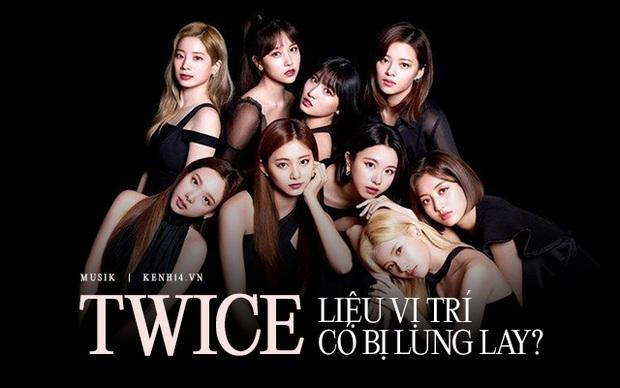 TWICE và một năm hoạt động chăm chỉ, đổi mới nhưng đi kèm loạt bất ổn: Vị thế nhóm nhạc nữ số 1 Hàn Quốc hiện tại có dần lung lay? - Ảnh 1.