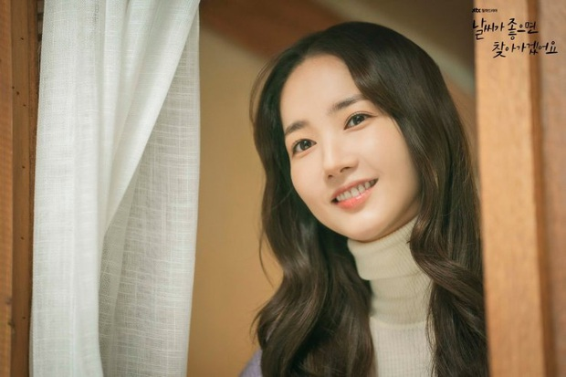 Tạm biệt thần thái fangirl sang chảnh, Park Min Young đi làm gái quê giản dị điên đầu vì tình tay tư? - Ảnh 1.