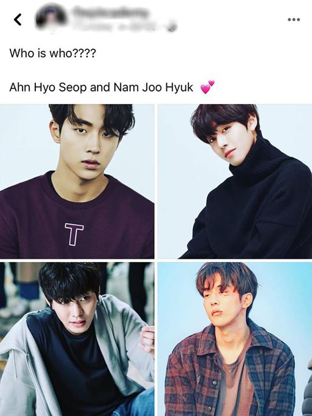 Netizen soi người yêu màn ảnh mới của Lee Sung Kyung: Cớ sao trông y hệt tình cũ Nam Joo Hyuk thế này? - Ảnh 10.