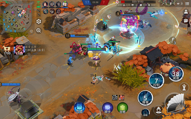 5 tựa game mobile MOBA hot nhất hiện nay tại thị trường Trung Quốc - Ảnh 2.