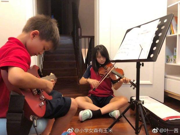 Top 1 trending Weibo: Sao nhí Bố ơi bản Trung gây sốt với chiều cao 1m70 không ai ngờ dù chỉ mới 11 tuổi - Ảnh 8.