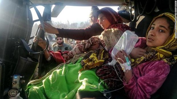 Lở tuyết kinh hoàng tại Pakistan, ít nhất 77 người thiệt mạng - Ảnh 1.