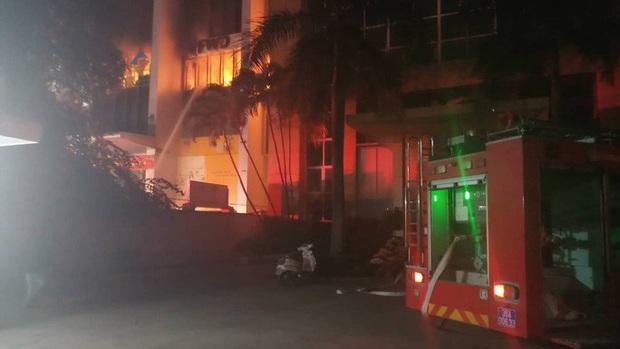 Cháy tòa nhà PV Oil Thanh Hóa, 9 người thương vong - Ảnh 3.