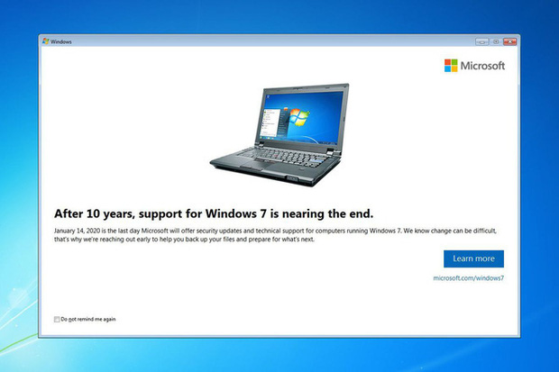 Đây là cách để cập nhật từ Windows 7 lên Windows 10 hoàn toàn miễn phí, vẫn giữ bản quyền - Ảnh 1.