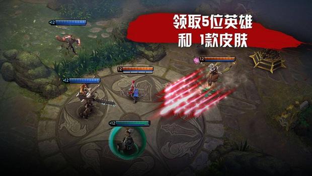 5 tựa game mobile MOBA hot nhất hiện nay tại thị trường Trung Quốc - Ảnh 3.