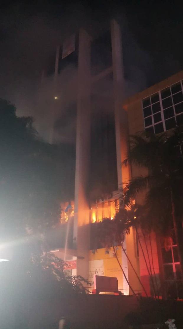 Cháy tòa nhà PV Oil Thanh Hóa, 9 người thương vong - Ảnh 4.