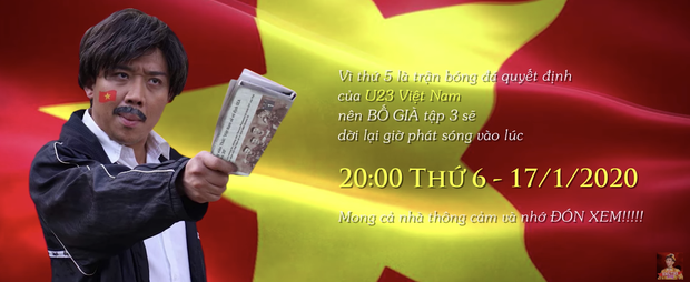 Lê Giang bị tố ăn cắp ngàn đô ở trailer Bố Già tập 3, Trấn Thành nghỉ khoẻ dời luôn lịch chiếu - Ảnh 6.