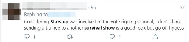 """Vướng scandal gian lận, công ty vẫn cố sống cố chết cử """"gà"""" đi thi show sống còn có Lisa (BLACKPINK) làm huấn luyện viên khiến fan thất vọng - Ảnh 6."""