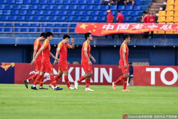 """Báo Trung Quốc: """"U23 Việt Nam gây thất vọng nhưng họ còn bớt thảm thương hơn chúng ta và hai ông lớn khác"""" - Ảnh 2."""