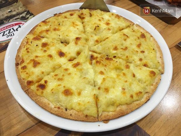 Những chiếc pizza kỳ quặc nhất hành tinh ai nhìn vào cũng muốn té ngửa, Việt Nam có hàng loạt cái tên góp mặt (Phần 2) - Ảnh 5.