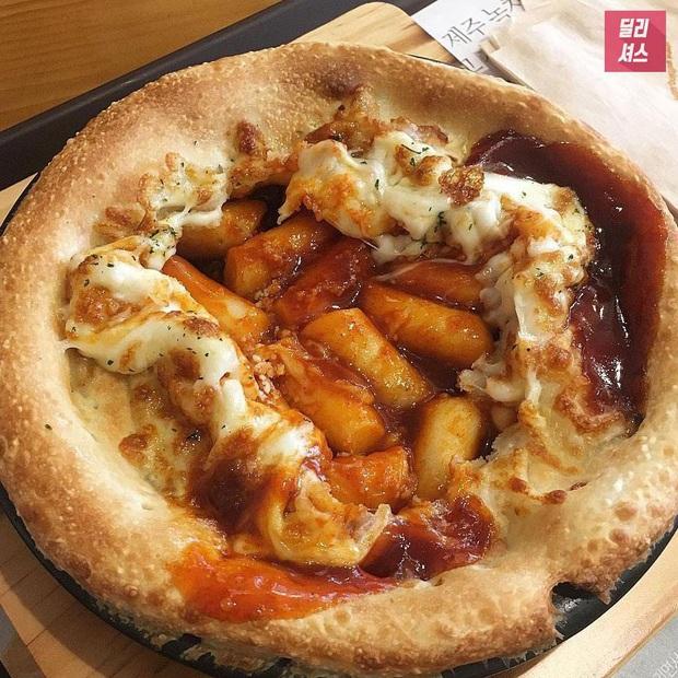 Những chiếc pizza kỳ quặc nhất hành tinh ai nhìn vào cũng muốn té ngửa, Việt Nam có hàng loạt cái tên góp mặt (Phần 2) - Ảnh 17.