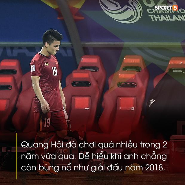 Thất bại của U23 Việt Nam dù gây khó chịu, nhưng cần thiết để chúng ta trở lại mặt đất và phát triển bóng đá bền vững - Ảnh 4.