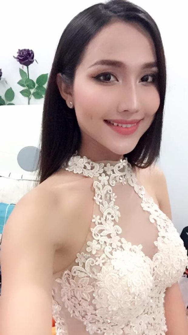 Khiến Trọng Hiếu công khai tỏ tình trên truyền hình, Hoa hậu chuyển giới đầu tiên của Việt Nam Hoài Sa có gì đặc biệt? - Ảnh 9.