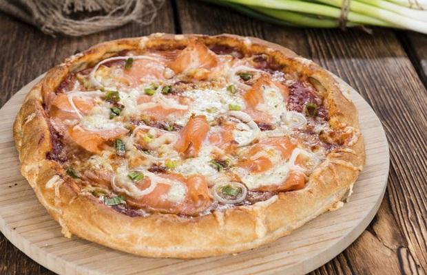 Những chiếc pizza kỳ quặc nhất hành tinh ai nhìn vào cũng muốn té ngửa, Việt Nam có hàng loạt cái tên góp mặt (Phần 2) - Ảnh 21.