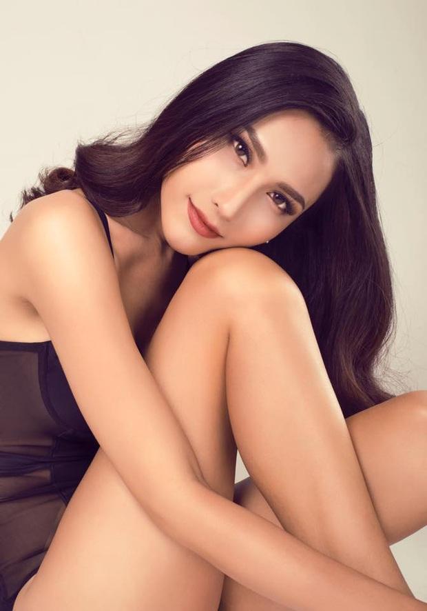Khiến Trọng Hiếu công khai tỏ tình trên truyền hình, Hoa hậu chuyển giới đầu tiên của Việt Nam Hoài Sa có gì đặc biệt? - Ảnh 14.