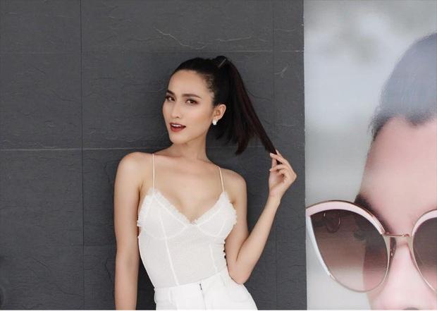 Khiến Trọng Hiếu công khai tỏ tình trên truyền hình, Hoa hậu chuyển giới đầu tiên của Việt Nam Hoài Sa có gì đặc biệt? - Ảnh 10.