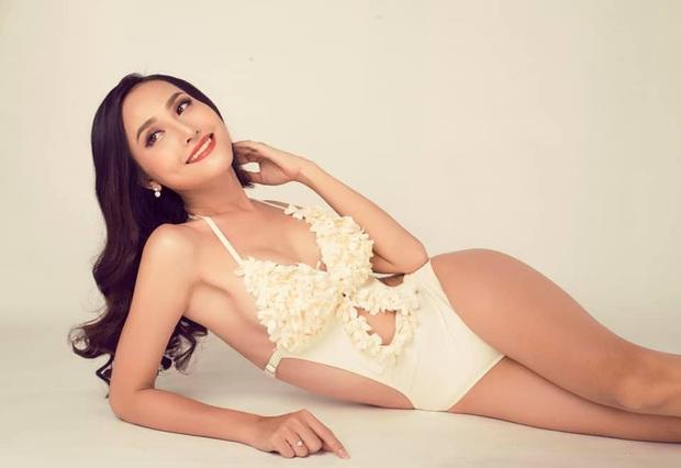 Khiến Trọng Hiếu công khai tỏ tình trên truyền hình, Hoa hậu chuyển giới đầu tiên của Việt Nam Hoài Sa có gì đặc biệt? - Ảnh 12.