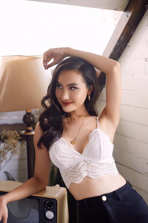 Khiến Trọng Hiếu công khai tỏ tình trên truyền hình, Hoa hậu chuyển giới đầu tiên của Việt Nam Hoài Sa có gì đặc biệt? - Ảnh 15.