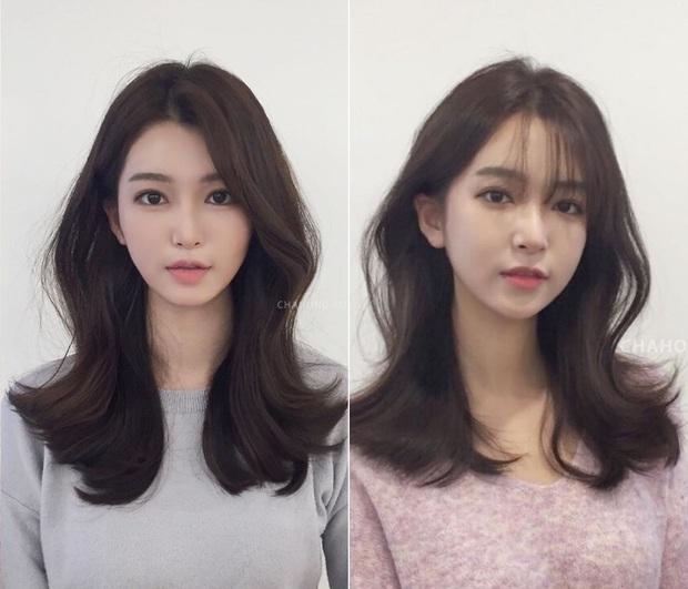 Những cô nàng này là minh chứng cho thấy: Tết nhất mà không muốn làm tóc cầu kỳ thì cứ cắt tóc mái là xinh lên vài chân kính - Ảnh 5.
