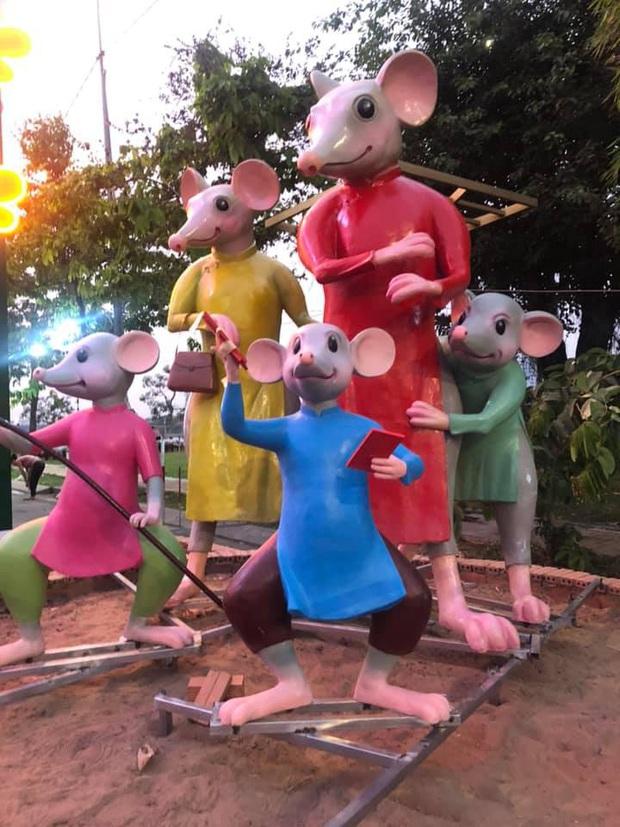 Ngàn lẻ một biểu cảm ngộ nghĩnh của những chú chuột vàng dịp Tết Canh Tý khiến nhiều người ngã ngửa - Ảnh 11.