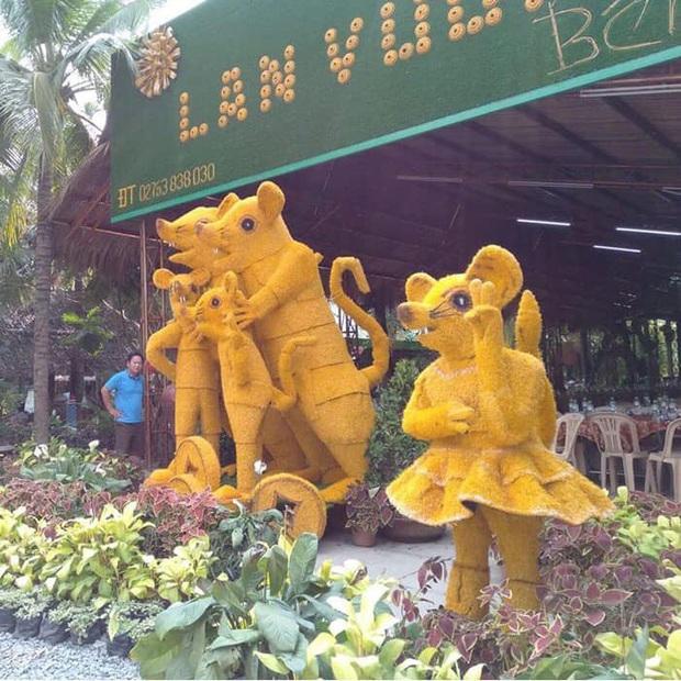 Ngàn lẻ một biểu cảm ngộ nghĩnh của những chú chuột vàng dịp Tết Canh Tý khiến nhiều người ngã ngửa - Ảnh 5.