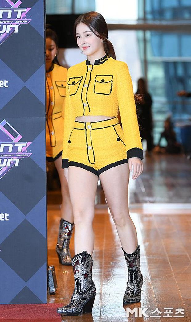 Fan quốc tế tố Nancy bắt chước outfit huyền thoại của Jennie, fan Việt đập lại với lý lẽ đâu ra đó - Ảnh 2.