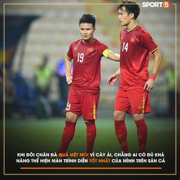 Gửi CĐV Việt Nam: Đã ở bên cầu thủ khi vinh quang, xin đừng bỏ rơi họ khi thất bại! - Ảnh 3.